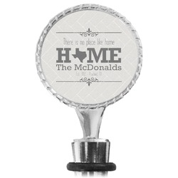Home State Wine Bottle Stopper (Personalized)
