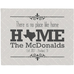 Home State Placemat (Fabric) (Personalized)