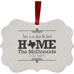 Home State Ornament (Personalized)