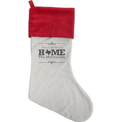 Home State Christmas Stocking (Personalized)