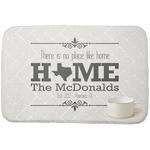 Home State Dish Drying Mat (Personalized)