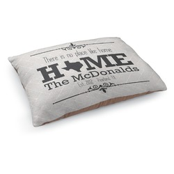 Home State Dog Bed (Personalized)