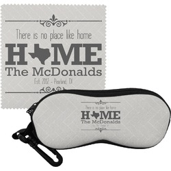 Home State Eyeglass Case & Cloth (Personalized)