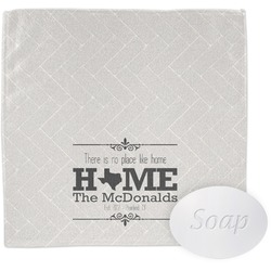 Home State Wash Cloth (Personalized)