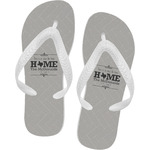 Home State Flip Flops (Personalized)