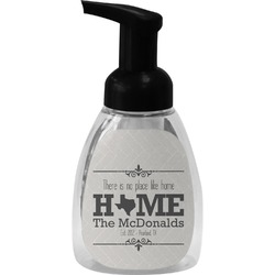 Home State Foam Soap Dispenser (Personalized)