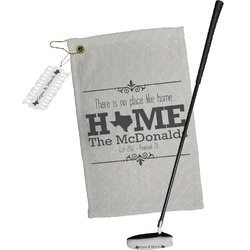 Home State Golf Towel Gift Set (Personalized)