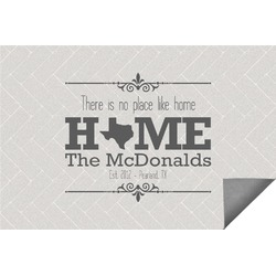 Home State Indoor / Outdoor Rug (Personalized)