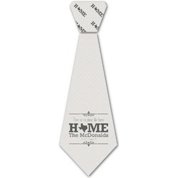Home State Iron On Tie (Personalized)
