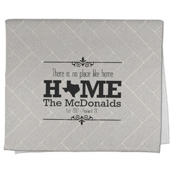 Home State Kitchen Towel - Full Print (Personalized)