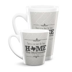 Home State Latte Mug (Personalized)
