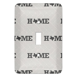 Home State Light Switch Covers - Multiple Toggle Options Available (Personalized)