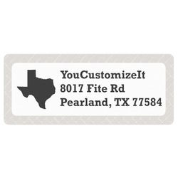 Home State Return Address Labels (Personalized)