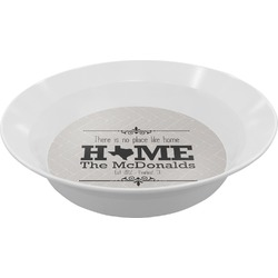 Home State Melamine Bowls (Personalized)