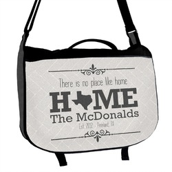 Home State Messenger Bag (Personalized)