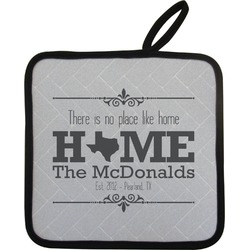Home State Pot Holder (Personalized)