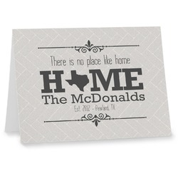 Home State Note cards (Personalized)