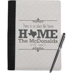 Home State Notebook Padfolio (Personalized)