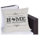 Home State Outdoor Pillow (Personalized)