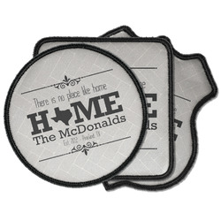Home State Iron on Patches (Personalized)