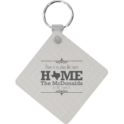 Home State Diamond Key Chain (Personalized)