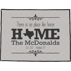 "Home State Door Mat - 60""x36"" (Personalized)"