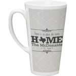 Home State Latte Mug (Personalized)