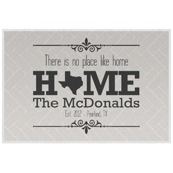 Home State Placemat (Laminated) (Personalized)