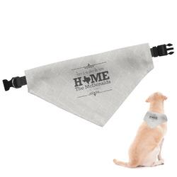 Home State Dog Bandana (Personalized)