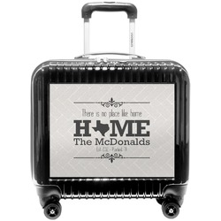 Home State Pilot / Flight Suitcase (Personalized)