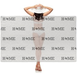 Home State Sheer Sarong (Personalized)