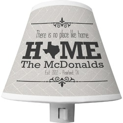 Home State Shade Night Light (Personalized)