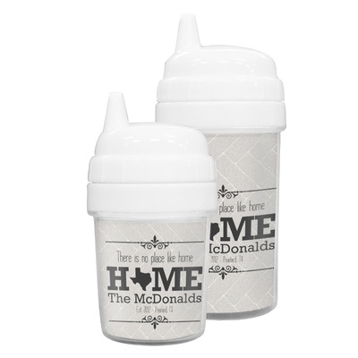 Home State Sippy Cup (Personalized)