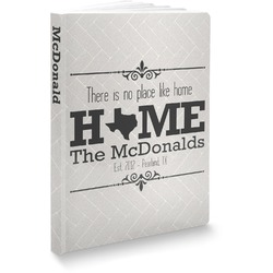 Home State Softbound Notebook (Personalized)