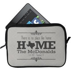 Home State Tablet Case / Sleeve (Personalized)