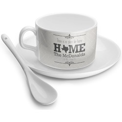 Home State Tea Cup - Single (Personalized)