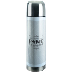 Home State Stainless Steel Thermos (Personalized)