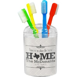 Home State Toothbrush Holder (Personalized)