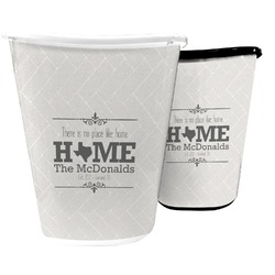 Home State Waste Basket (Personalized)