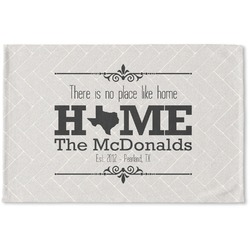 Home State Woven Mat (Personalized)