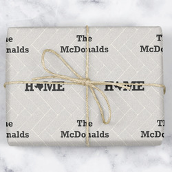 Home State Wrapping Paper (Personalized)