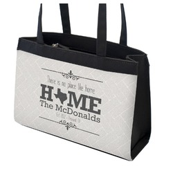 Home State Zippered Everyday Tote (Personalized)