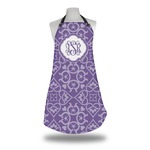 Lotus Flower Apron (Personalized)