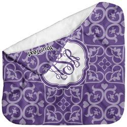 Lotus Flower Baby Hooded Towel (Personalized)