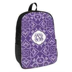 Lotus Flower Kids Backpack (Personalized)