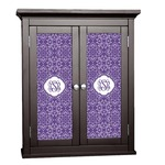 Lotus Flower Cabinet Decal - Custom Size (Personalized)