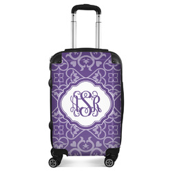 Lotus Flower Suitcase (Personalized)