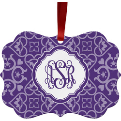 Lotus Flower Ornament (Personalized)