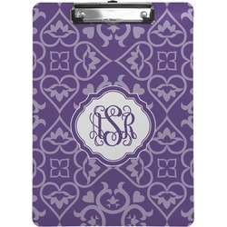 Lotus Flower Clipboard (Personalized)
