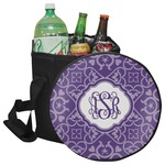 Lotus Flower Collapsible Cooler & Seat (Personalized)